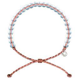 4ocean Pink Coral Reef Beaded Bracelet