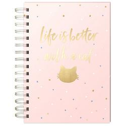 Life Is Better With A Cat Journal