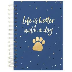 Life Is Better With A Dog Journal