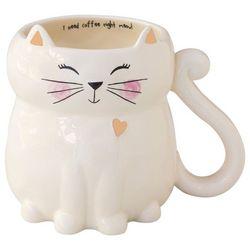 Natural Life I Need Coffee Right Meow Mug