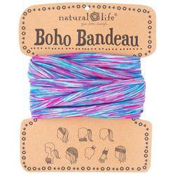 Natural Life Womens Pink & Blue Boho Bandeau