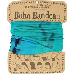 Natural Life Womens Tie Dye Boho Bandeau