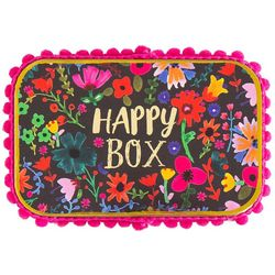 Natural Life Happy Box Floral Prayer Box