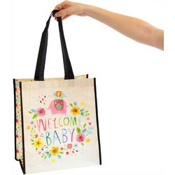 Natural Life Welcome Baby Large Gift Bag