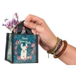Llove You Llots Llama Gift Bag