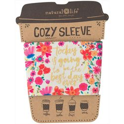 Natural Life Best Day Ever Drink Sleeve