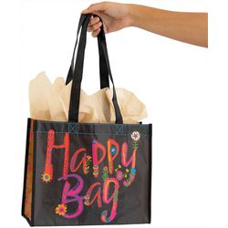 Natural Life Happy Bag Recycled Gift Bag