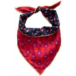 Natural Life Floral Multi Reversible Dog Bandana