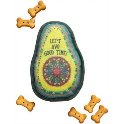 Natural Life Let's Avo Good Time Dog Toy