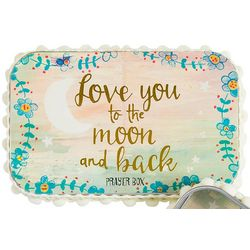 Natural Life To The Moon And Back Prayer Box
