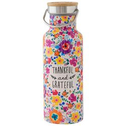 Natural Life Thankful & Grateful Traveler Bottle
