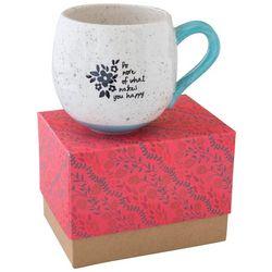 Natural Life What Makes You Happy Mug
