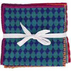 Natural Life 4-pk. Woven Hand Towels