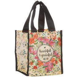Natural Life Thankful & Grateful Small Gift Bag