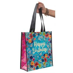 Natural Life XL Happy Birthday Recycled Gift Bag