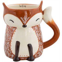 Natural Life Cup Of Cozy Fox Mug
