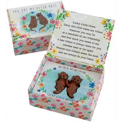 2-pc. Lucky Little Otters Token Charm Set
