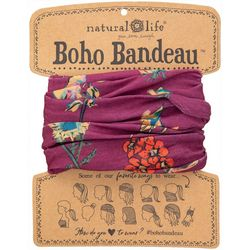 Natural Life Womens Berry Stems Full Bandeau