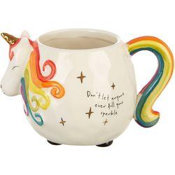 Natural Life Unicorn Rainbow Mug