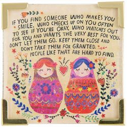 If You Find Someone Who Makes You Smile Magnet