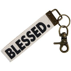 Natural Life Blessed Keychain