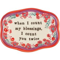 Blessings Art Dish