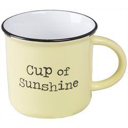 Natural Life Cup Of Sunshine Mug