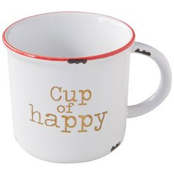 Natural Life Cup Of Happy Mug