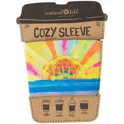 Natural Life Cup Of Happy Drink Sleeve