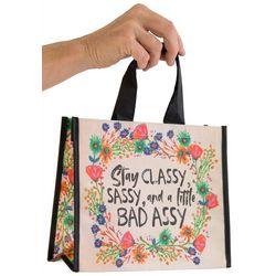 Natural Life Medium Stay Classy Gift Bag