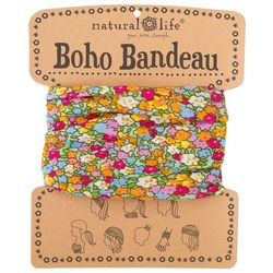 Natural Life Womens Ditzy Floral Boho Bandeau