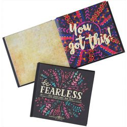 Natural Life Be Fearless Gift Book