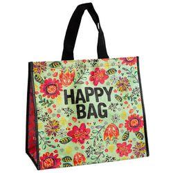 Natural Life Happy Bag Insulated Tote Bag