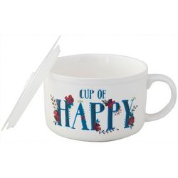 Natural Life Cup Of Happy Soup Mug