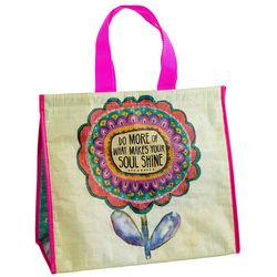 Natural Life What Makes Your Soul Happy Insulated Tote Bag