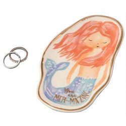 Natural Life You Are Mer-Mazing Mermaid Trinket Dish
