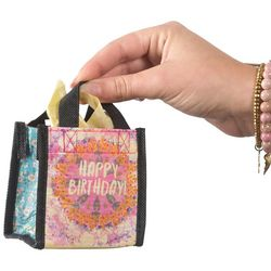 Natural Life Happy Birthday Gift Bag