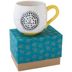 Natural Life Cup Of Happy Love Mug