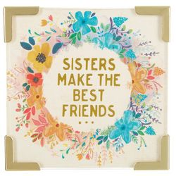 Natural Life Sisters Make The Best Friends Magnet