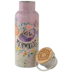 Natural Life Let's Be Mermaids Water Bottle