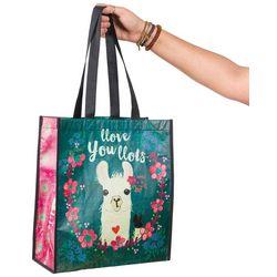 Natural Life Large Llove You Llots Gift Bag