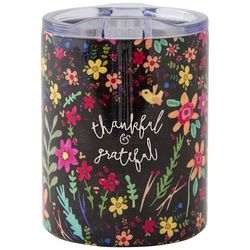 Natural Life Thankful & Grateful Tumbler