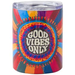 Natural Life Good Vibes Only Tumbler