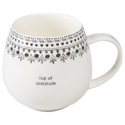Natural Life Cup Of Gratitude Mug