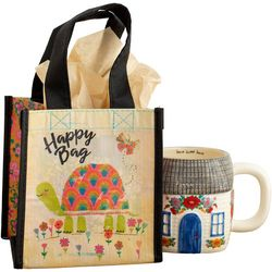 Natural Life Happy Bag Turtle Small Gift Bag