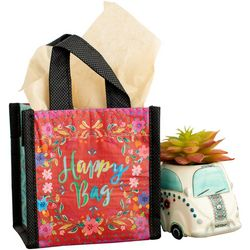 Natural Life Happy Bag! Floral Gift Bag