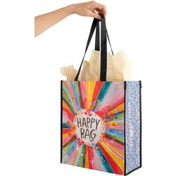 Natural Life Rainbow Happy Bag Recycled Gift Bag