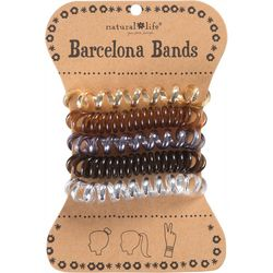 Natural Life Womens Plastic Barcelona Bands