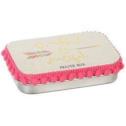 Natural Life Thankful Prayer Box