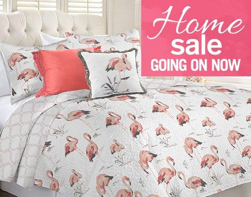Home Sale Going On Now